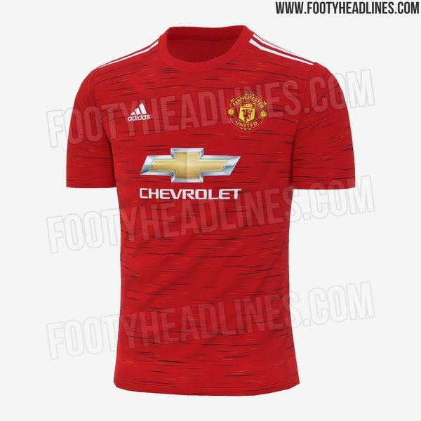 Domowe koszulki Manchesteru United na przyszły sezon