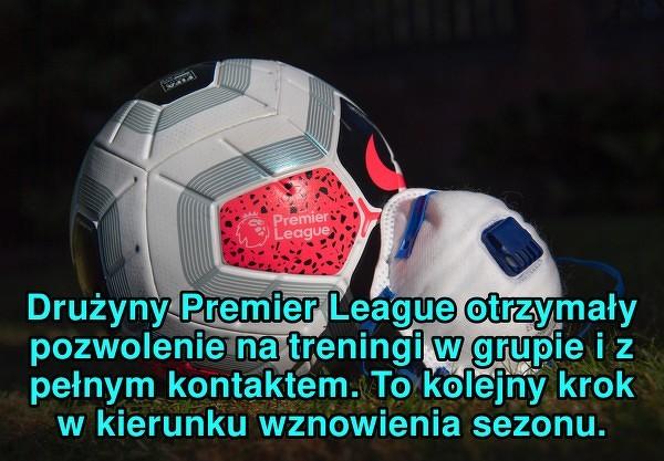 Dobra wiadomość dla klubów Premier League