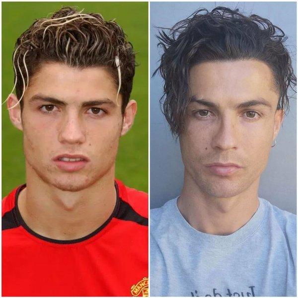 Niewiele zmieniło się dla Ronaldo