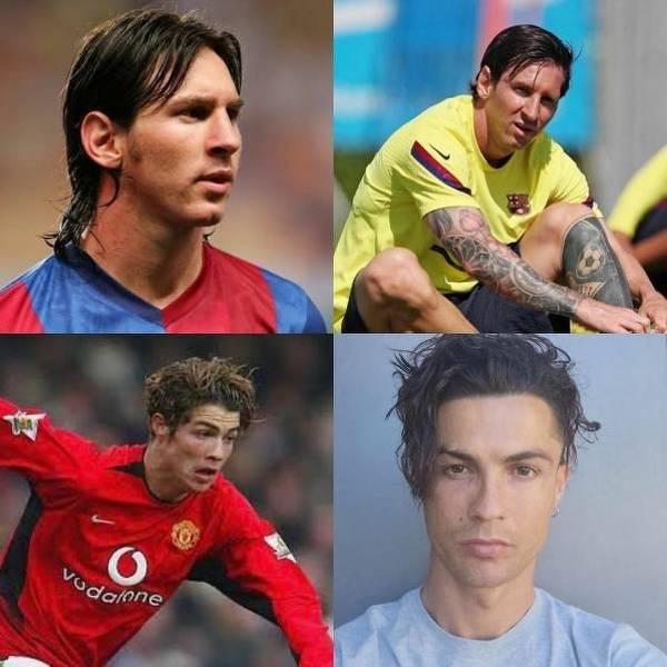 Messi i Cristiano zatęsknili za dawnymi czasami