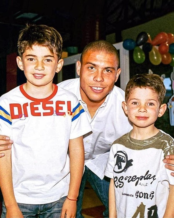 Ronaldo i dwóch Zidanów