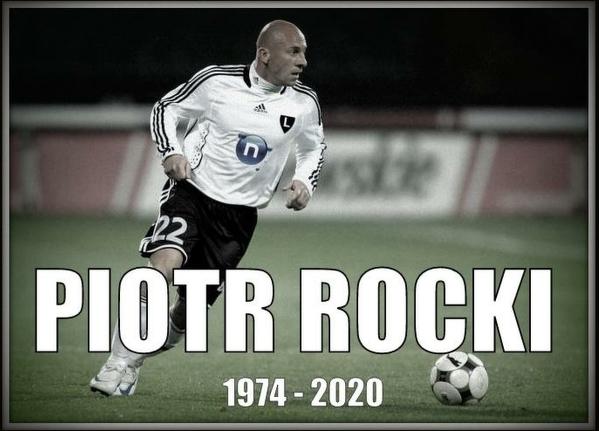 Zmarł Piotr Rocki [*]