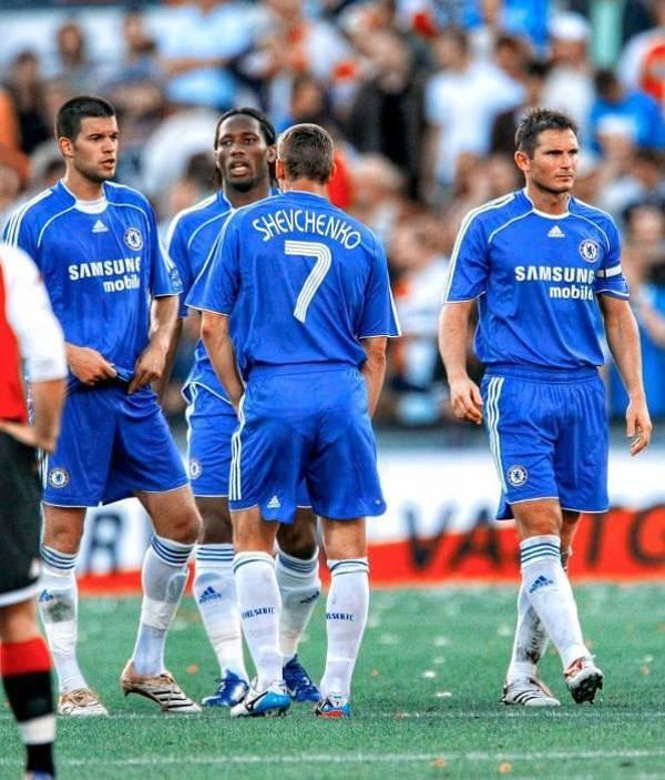 Dawno temu w Chelsea