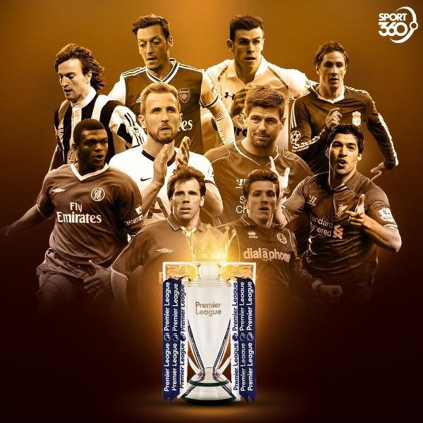 Znakomici piłkarze, którzy nigdy nie wygrali tytułu Premier League