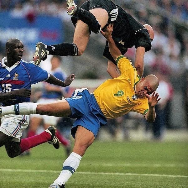 Barthez w akcji