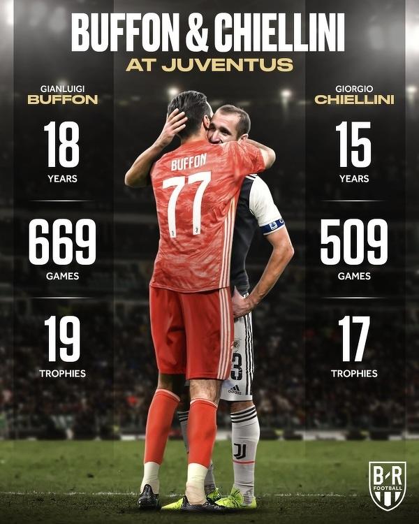 Dwie legendy Juventusu