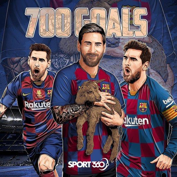 Wielki jubileusz Lionela Messiego