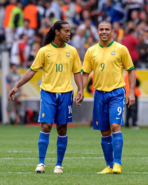 Legendy brazylijskiego futbolu