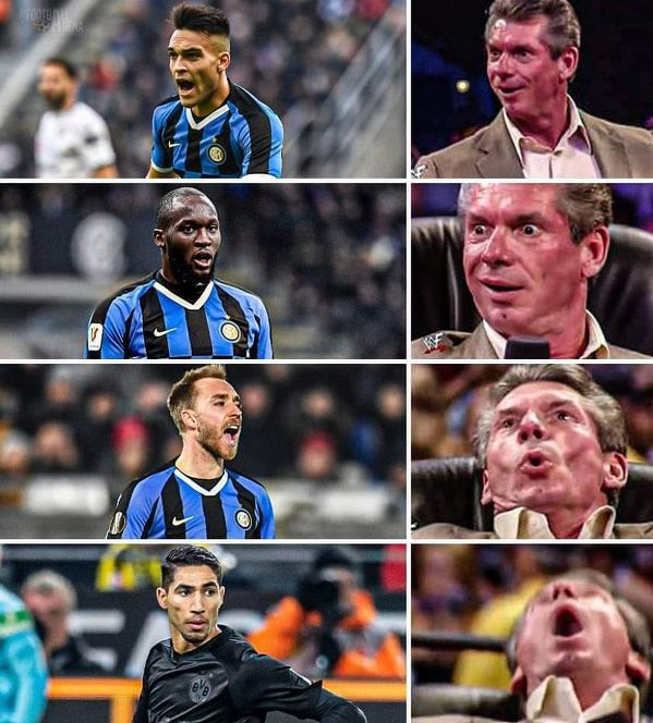 Inter i ostatnie transfery