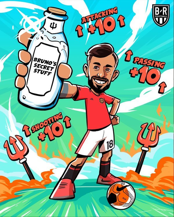 Bruno Fernandes odmienił grę Manchesteru United