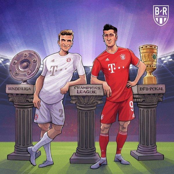 Do kompletu pozostała tylko Liga Mistrzów