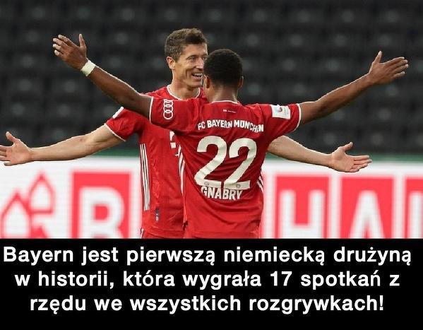 Bayern z kolejnym rekordem