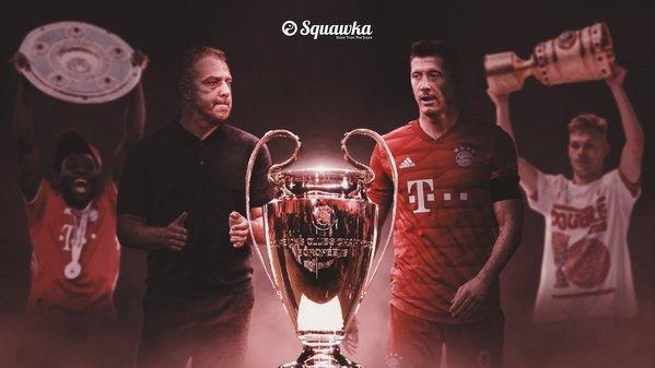 Czy Bayernowi uda się zdobyć potrójną koronę?