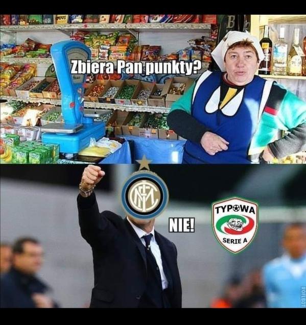 Inter nie zbiera punktów