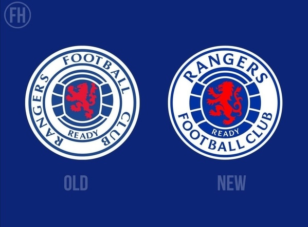 Nowy herb Rangers FC