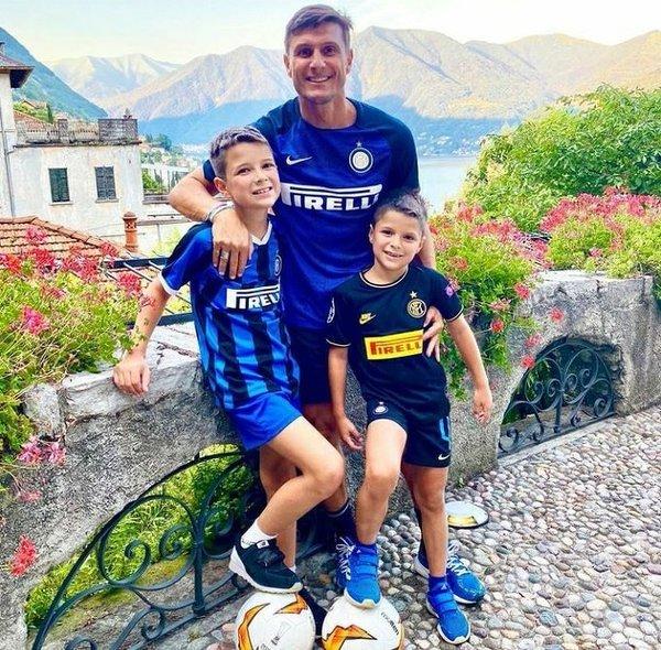Rodzina Zanetti zna tylko dwa kolory