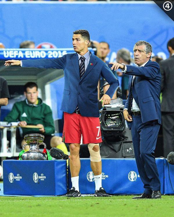 Pierwszy mecz Cristiano w roli trenera