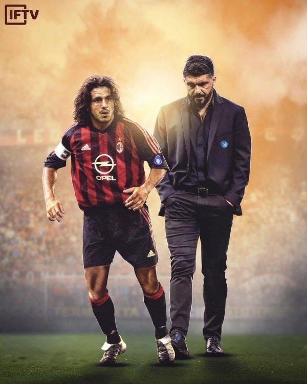Pierwszy mecz Gattuso jako trenera Napoli przeciwko swojemu byłemu klubowi