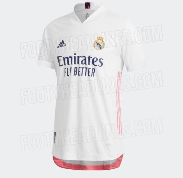 Tak mają wyglądać koszulki Realu Madryt na nowy sezon