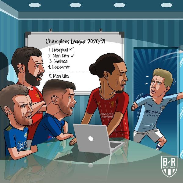 Manchester City zostaje w Lidze Mistrzów