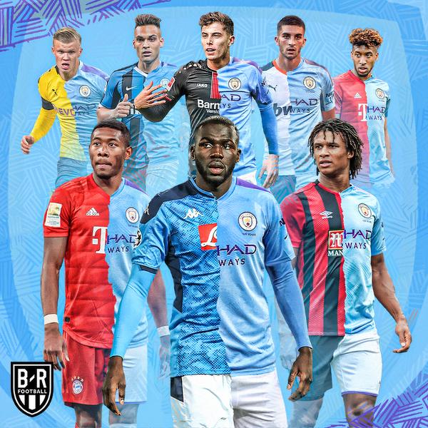Manchester City już się szykuje na transferową ofensywę