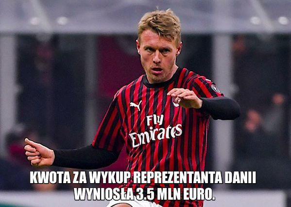 Simon Kjaer wykupiony przez AC Milan z Sevilli