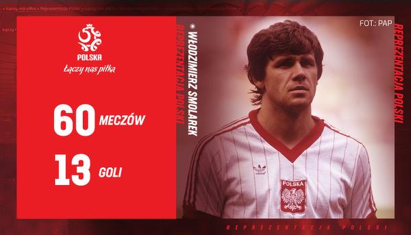 16 lipca 1957 roku urodził się Włodzimierz Smolarek - jeden z najlepszych zawodników w historii polskiego futbolu