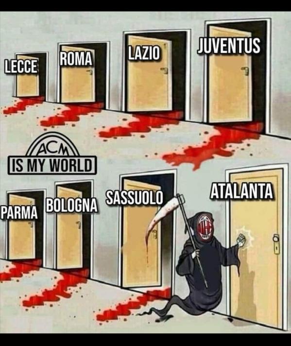 Atalanta kolejną ofiarą Milanu?