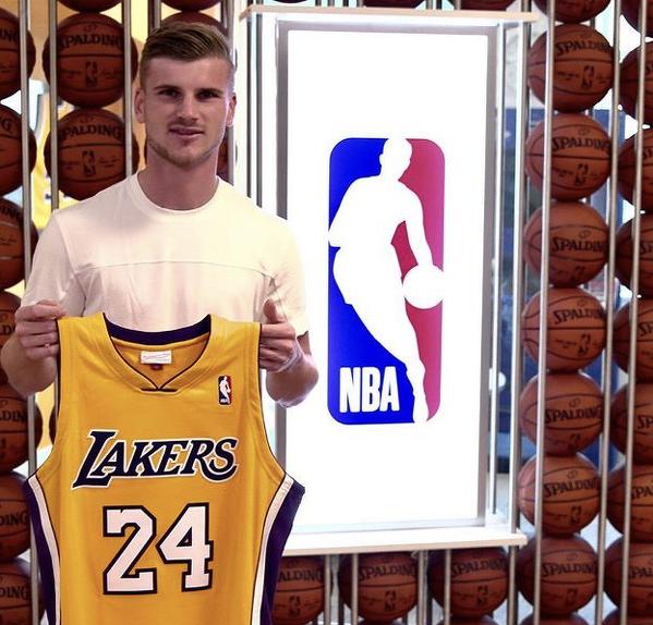 Nowy nabytek LA Lakers