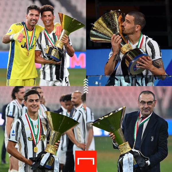 Kolejny tytuł w rękach piłkarzy Juventusu