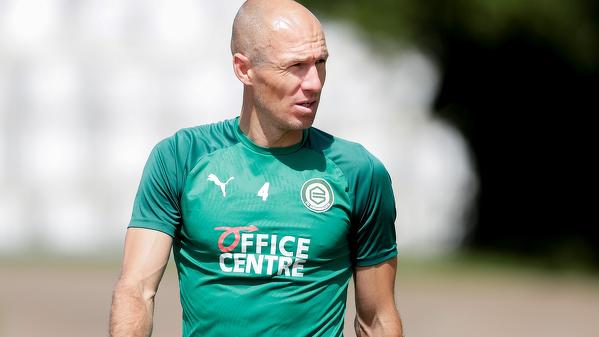 36-letni Arjen Robben został mianowany nowym kapitanem FC Groningen