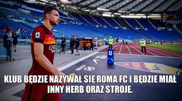 AS Roma bez licencji w FIFIE 21