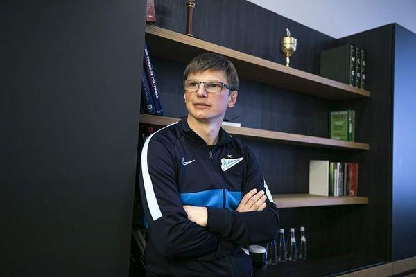 Andriej Arszawin został dyrektorem sportowym ds. rozwoju młodzieży w Zenicie