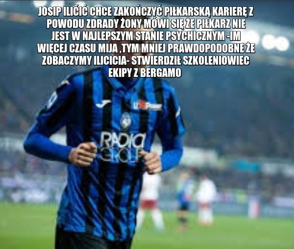 Josip Iličić chce zakończyć karierę przed Ligą Mistrzów