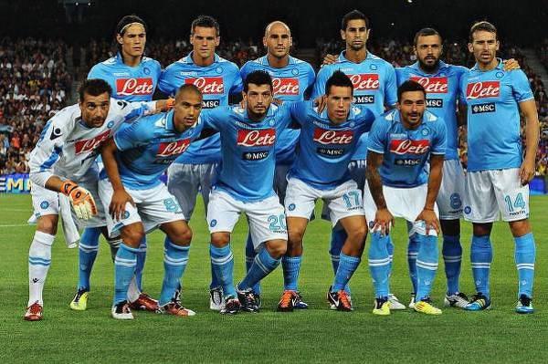 Skład Napoli sprzed 9 lat