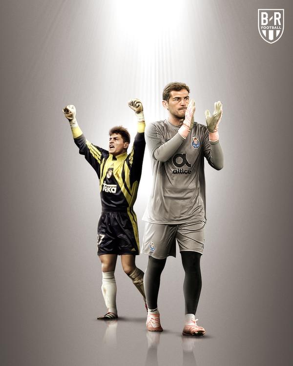 Iker Casillas ogłosił zakończenie kariery