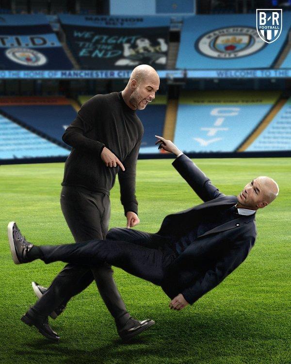 Manchester CIty zadaje kolejny cios Realowi