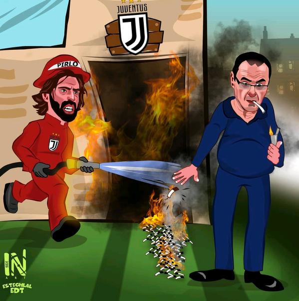 Pirlo gotowy, aby zając się Juventusem