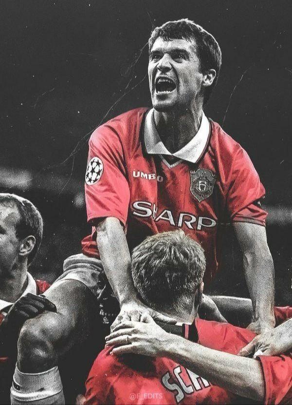 Legenda Czerwonych Diabłów Roy Keane kończy dzisiaj 49 lat