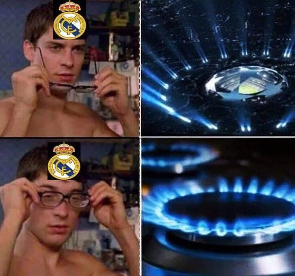 Real i Liga Mistrzów