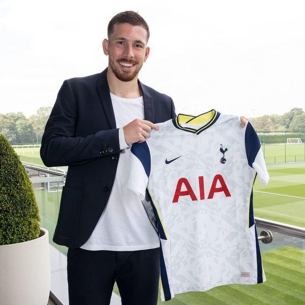 Pierre-Emile Højbjerg oficjalnie w Tottenhamie