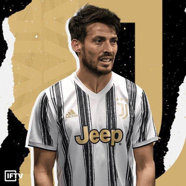 David Silva negocjuje teraz z Juventusem