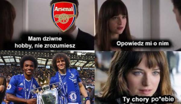 Arsenal uwielbia ściągać doświadczonych piłkarzy Chelsea