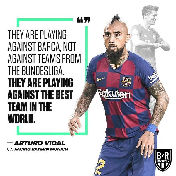 """Arturo Vidal: """"Bayern zmierzy się z najlepszą drużyną na świecie"""""""