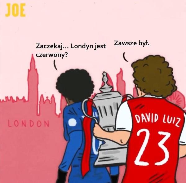 David Luiz i Willian ponownie razem w jednym zespole