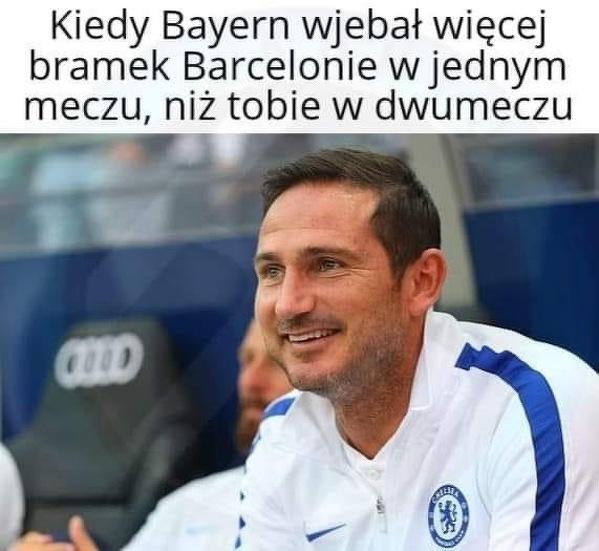 Lampard może się pocieszyć