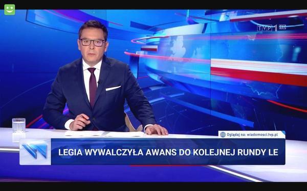 Legia z awansem do kolejnej rundy Ligi Europy