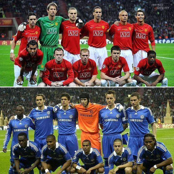 Gdy Chelsea i United dominowali w Europie