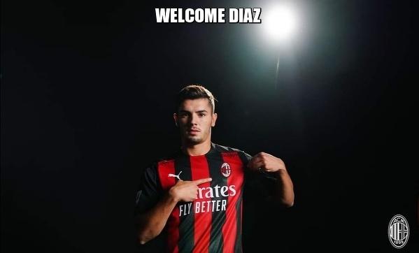 Oficjalnie: Brahim Diaz zagra w Milanie!