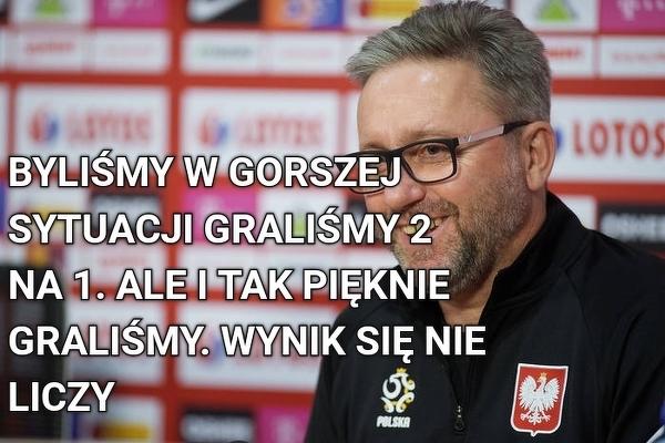 Po meczu z Bośnią